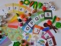 kartičky a pomůcky